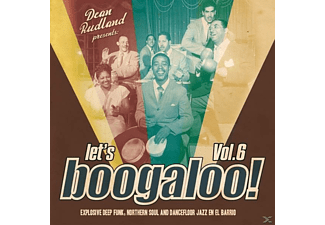 VARIOUS - Let's Boogaloo Vol.6 - (Vinyl)