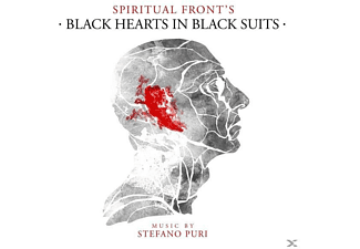 Spiritual Front - Black Hearts In Black Suits [CD]