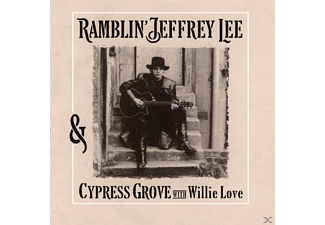 Ramblim' Jeffrey Lee - & Cypress Grove With Willie Love - (Vinyl)