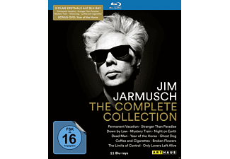 Jim Jarmusch - The Complete Collection - (Blu-ray)