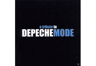VARIOUS - A Tribute To Depeche Mode - (CD)