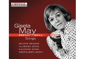 Gisela May - Brecht-Weill Songs - (CD)