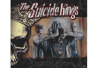 The Suicide Kings - Menticide - (CD)