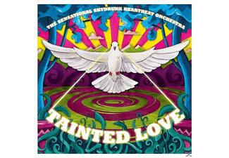 The Sensational Skydrunk Heartbeat Orchestra - Tainted Love - (EP (analog))