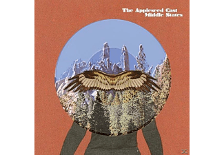 The Appleseed Cast - Middle States - (CD)