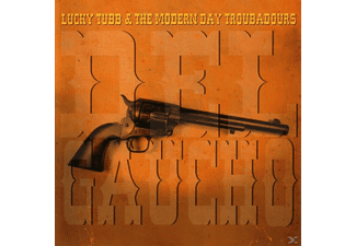 Lucky & Modern Day Troubadours Tubb - Del Gaucho - (CD)
