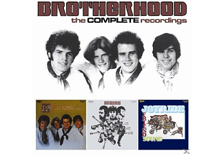 The Brotherhood - Complete Recordings - (CD)