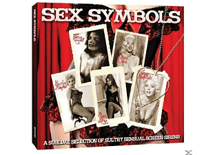VARIOUS - Sex Symbols [Doppel-Cd] - (CD)