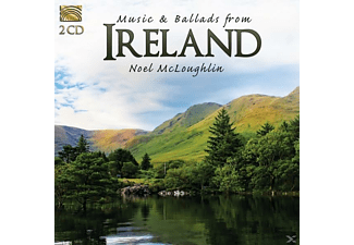 Noel Mcloughlin - Music & Ballads From Ireland [CD]