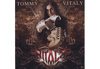Tommy Vitaly - Hanging Rock [CD]