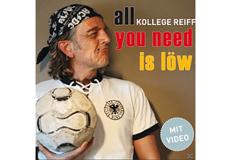 Kollege Reiff - All You Need Is Löw - (Maxi Single CD)