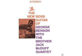 George Benson-jack Mcduff - The New Boss Guitar (Back To Black Ltd.Edt.) [Vinyl]
