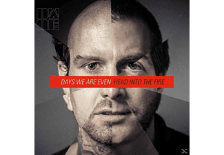 Days We Are Even - Head Into The Fire [CD]