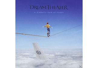 Dream Theater - A Dramatic Turn Of Events [CD]