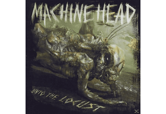 Machine Head UNTO THE LOCUST Heavy Metal CD