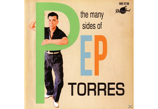 Pep Torres - The Many Sides Of Pep Torres [CD]