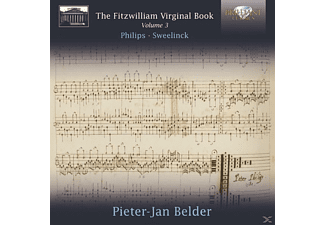 Pieter-jan Belder - Fitzwilliam Virginal Book Vol.3 - (CD)