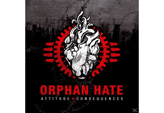 Orphan Hate - Attitude & Consequences - (CD)