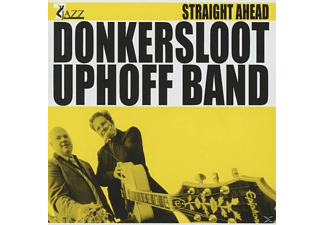 Donkersloot Uphoff Band - Straight Ahead - (CD)