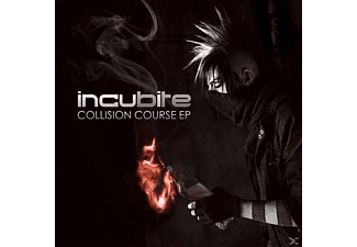 Incubite - Collision Course Ep - (CD)