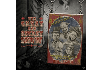 Red Jasper - The Great And Secret Show - (CD)