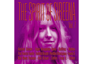VARIOUS - Spirit Of Sireena Vol.7 [CD]