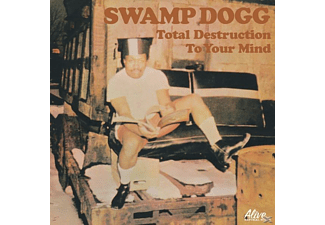Swamp Dogg - Total Reconstruction To Your Mind - (Vinyl)
