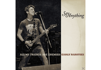 Say Anything - All My Friends Are Enemies: Early R - (CD)