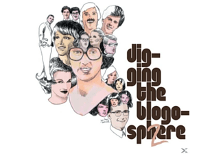 VARIOUS - Digging The Blogosphere Vol.2 (+Download) [Vinyl]