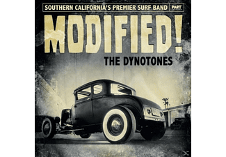 The Dynotones - Modified! - (CD)