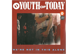 Youth Of Today - We're Not In This Alone - (Vinyl)