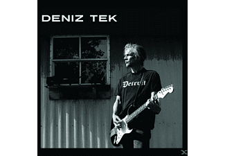 Deniz Tek - Detroit - (CD)