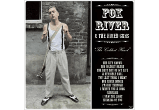 Fox River - The Coldest Heart (Lim.Ed.) [Vinyl]