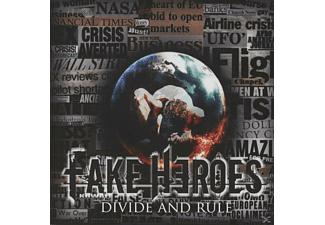 Fake Heroes - Divide and Rule - (CD)
