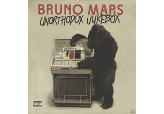 Bruno Mars - Unorthodox Jukebox (Vinyl LP (nagylemez))