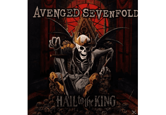 Avenged Sevenfold - Hail To The King - (Vinyl)