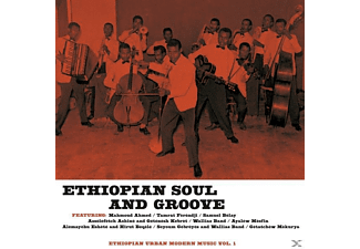 VARIOUS - Ethiopian Soul And Groove - (Vinyl)