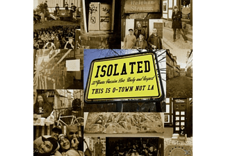 Isoltaed - This is Q-Town not LA - (CD)
