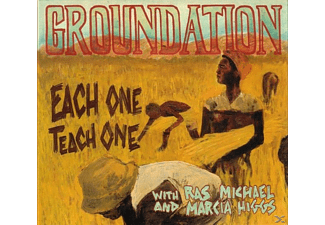Groundation - Each One Teach One (Reissue) - (CD)