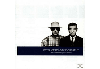 Pet Shop Boys - Discography - The Complete Singles Collection (CD)