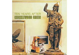 Ten Years After - Cricklewood Green [CD]