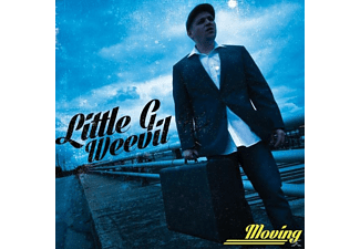 Little G Weevil - Moving - (CD)
