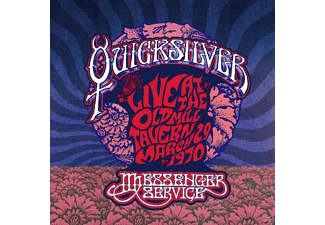 Quicksilver Messenger Service - Live At Old Mill Tavern,March 29,1970 - (CD)