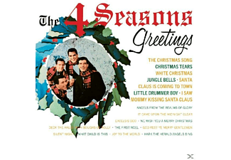 The 4 Seasons - 4 Seasons Greetings - (CD)