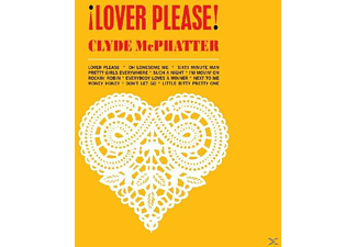 Clyde McPhatter - Lovers Please - (CD)