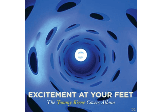 Tommy Keene - Excitement At Your Feet - (CD)