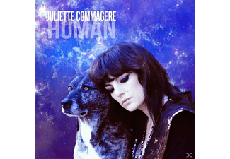 Juliette Commagere - Human - (CD)