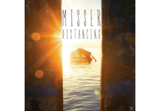 Misser - Distancing - (LP + Bonus-CD)
