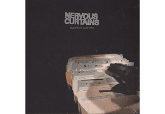 Nervous Curtains - Out Of Sync With Time - (Vinyl)