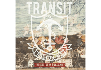 Transit - Young New England - (CD)
